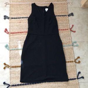 A New Day Sleeveless Scuba Shift Dress